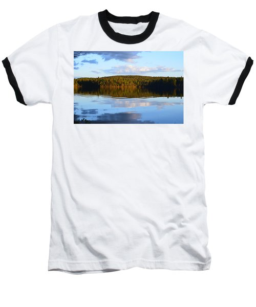 Stormclouds Scatter Baseball T-Shirt