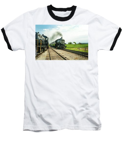 Strasburg Express Baseball T-Shirt