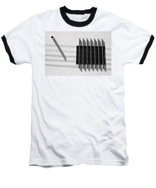 String Shadows - Selected Award - Fiap Baseball T-Shirt