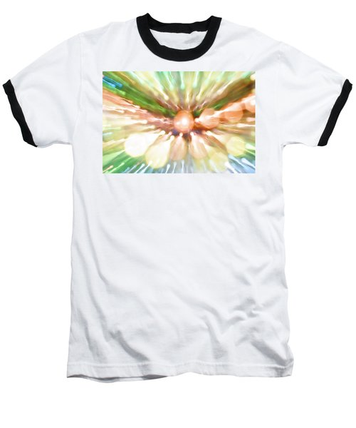 Suicide Blonde Baseball T-Shirt by Dazzle Zazz