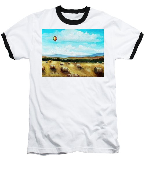 Summer Flight 3 Baseball T-Shirt
