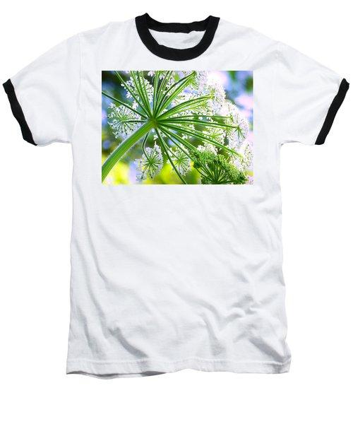 Summer Lace Baseball T-Shirt