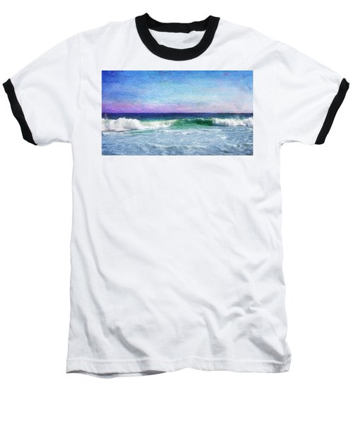 Summer Salt Baseball T-Shirt