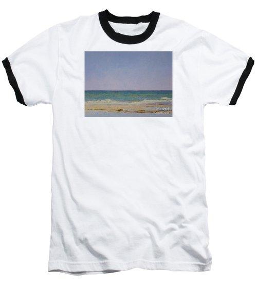 Summer Storm Tidepools Baseball T-Shirt