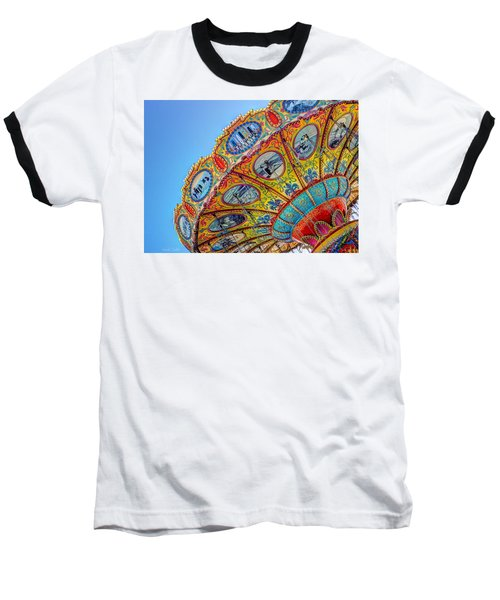 Summertime Classic Baseball T-Shirt