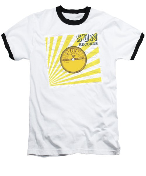Sun - Fourty Five Baseball T-Shirt by Brand A