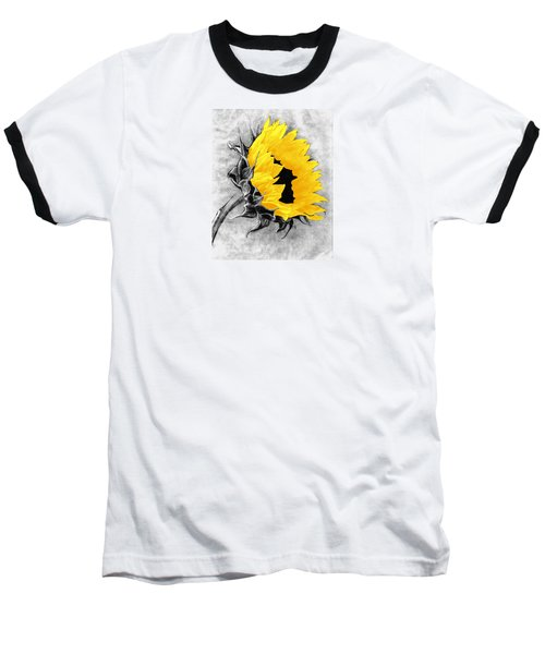 Baseball T-Shirt featuring the photograph Sun Power by I'ina Van Lawick