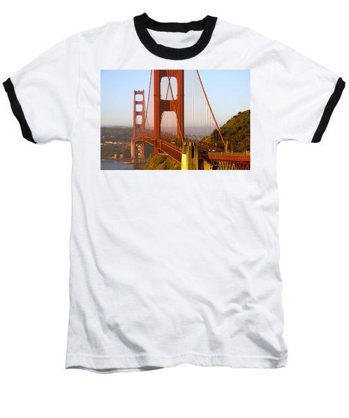 Sunday Morning Traffic Baseball T-Shirt
