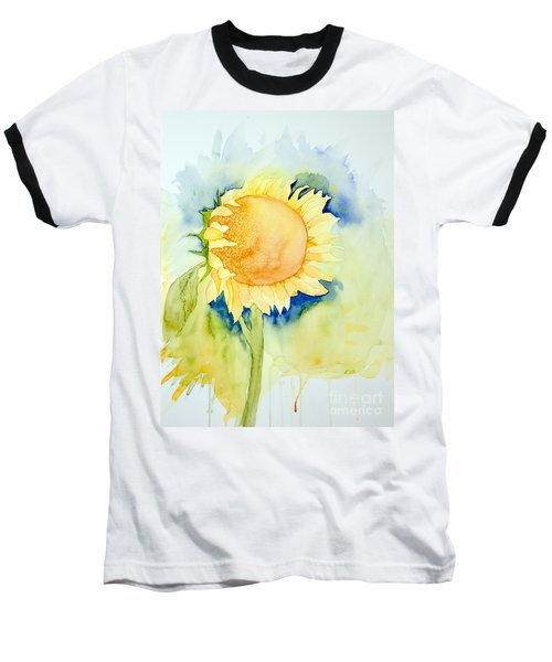 Sunflower 1 Baseball T-Shirt