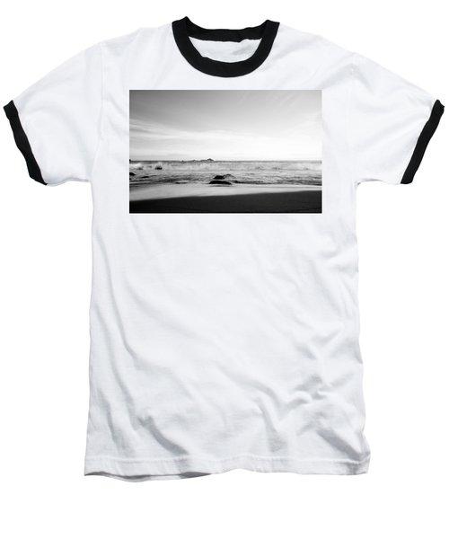 Sunlight On Beach Baseball T-Shirt