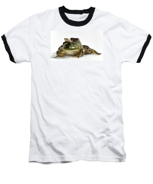 Support Your Friends Baseball T-Shirt