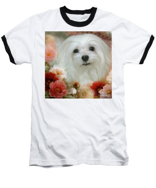 Sweet Snowdrop Baseball T-Shirt
