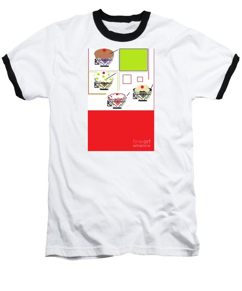 Sweet Tooth Baseball T-Shirt