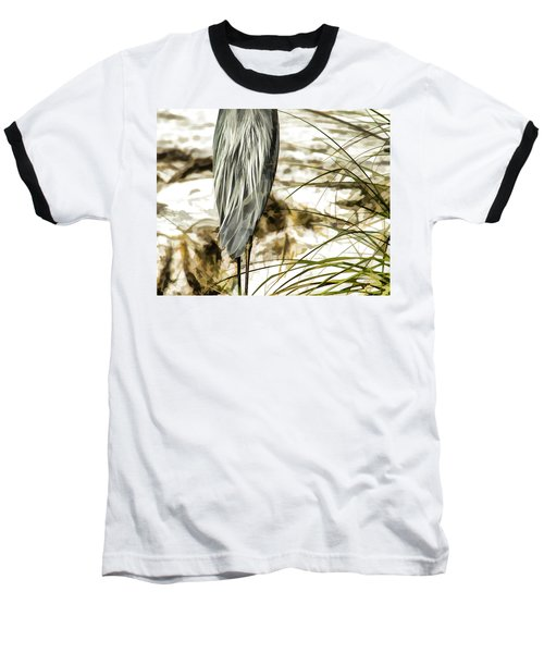 Tail Feathers Baseball T-Shirt