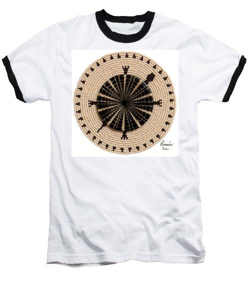 Tan Shell Baseball T-Shirt