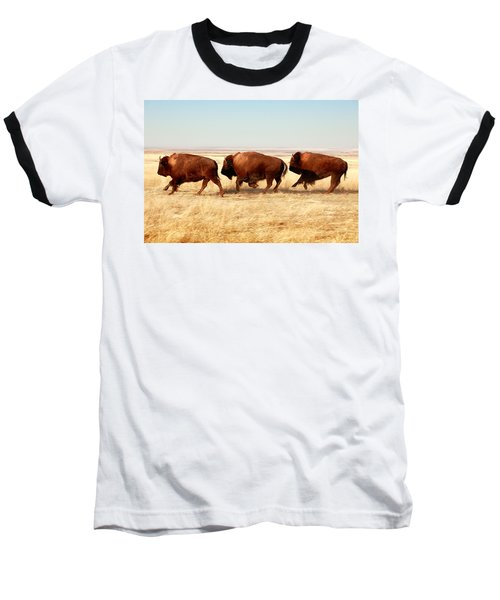 Tatanka Baseball T-Shirt by Todd Klassy