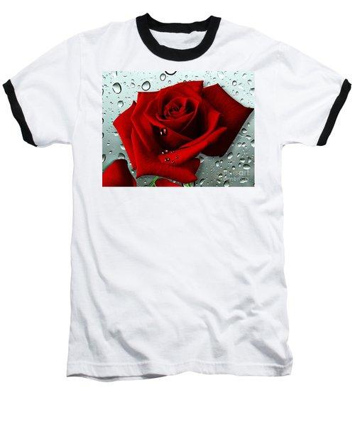 Tears From My Heart Baseball T-Shirt