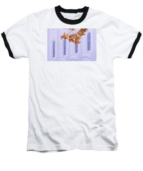 Temple Accent Baseball T-Shirt