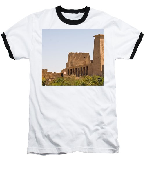 Temple View Baseball T-Shirt