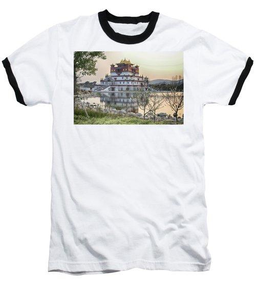 Temple Wuxi China Color Baseball T-Shirt