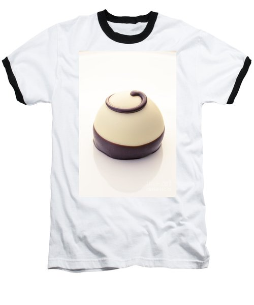 Tempting Chocolate Bonbon Baseball T-Shirt