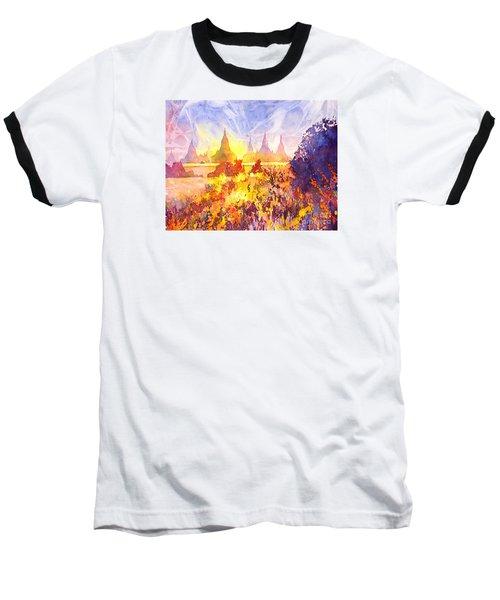 That Ruined Feeling Baseball T-Shirt by Ryan Fox