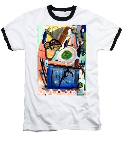 The Aquarium Baseball T-Shirt