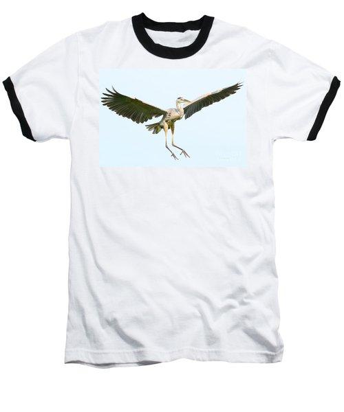 Baseball T-Shirt featuring the photograph The Arrival by Heather King