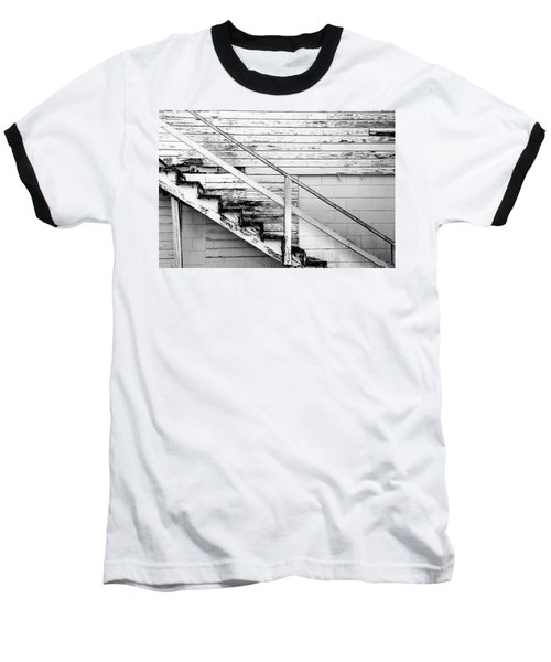 The Back Stairs Baseball T-Shirt