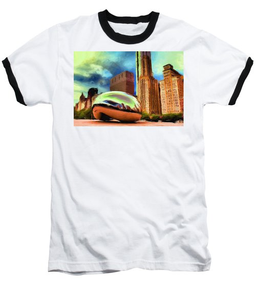 The Bean - 20 Baseball T-Shirt