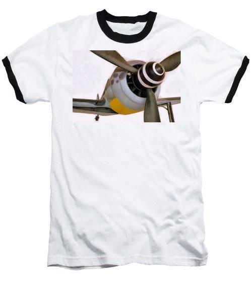 The Butcher Bird Baseball T-Shirt
