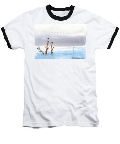 The Calm Baseball T-Shirt