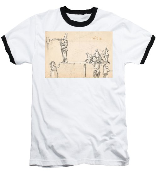 The Captain Baseball T-Shirt