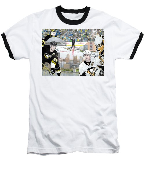 The Changing Of The Guard Baseball T-Shirt