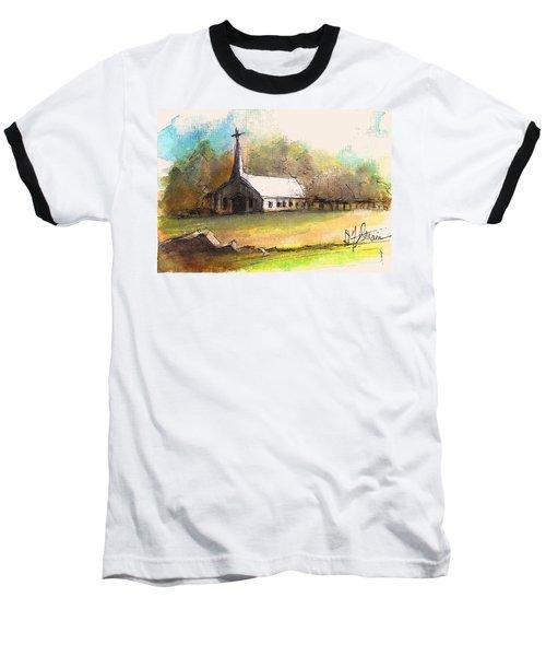 The Church Baseball T-Shirt