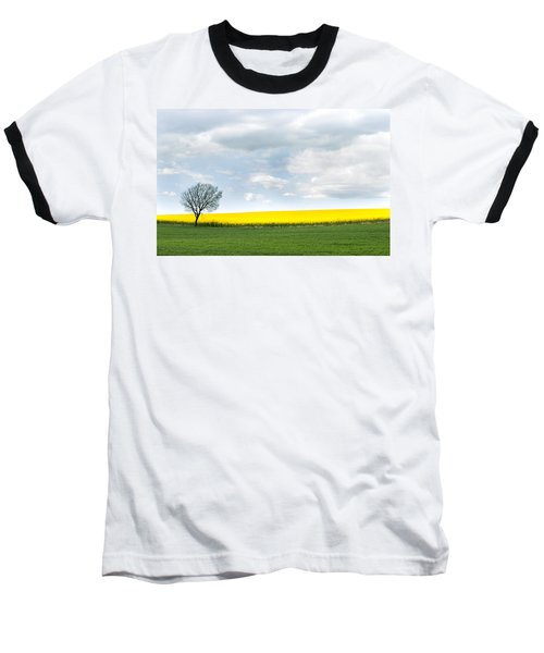 The Colors Of Spring Baseball T-Shirt