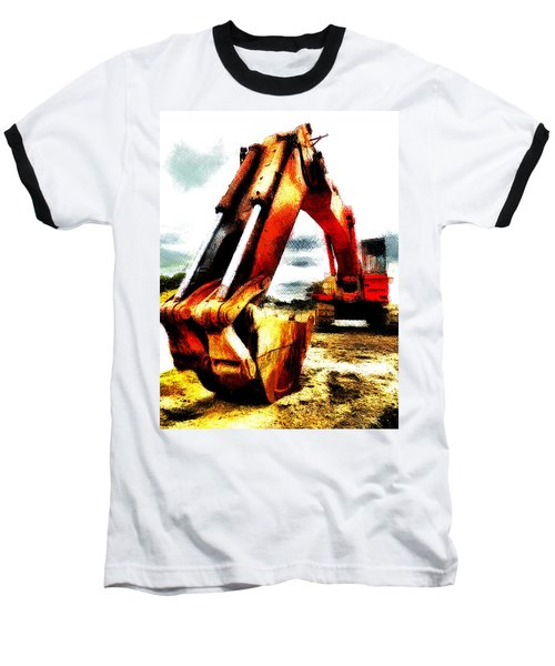 The Crab Claw Baseball T-Shirt