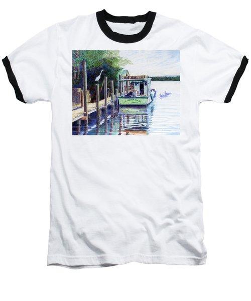 The Crabby Kim Baseball T-Shirt