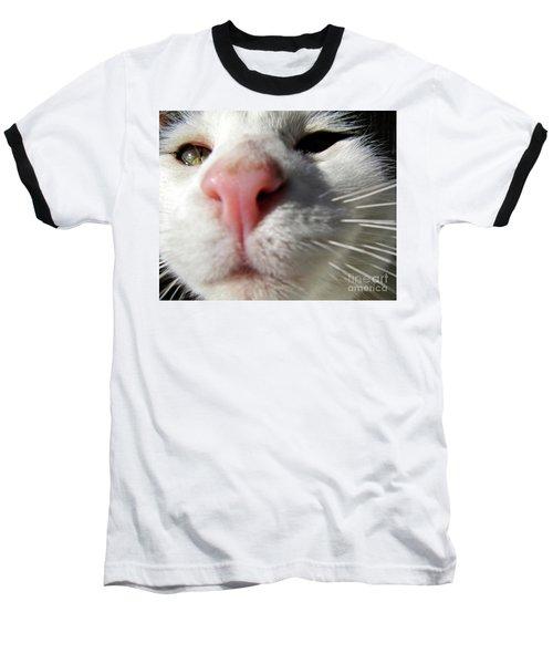 The Curious Mickey Baseball T-Shirt