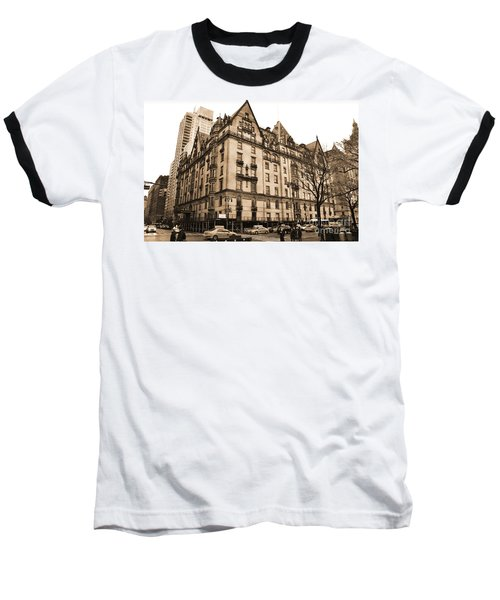 The Dakota Vintage Look Baseball T-Shirt