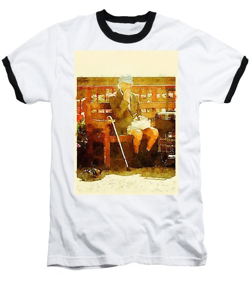 The Devonshire Man Baseball T-Shirt