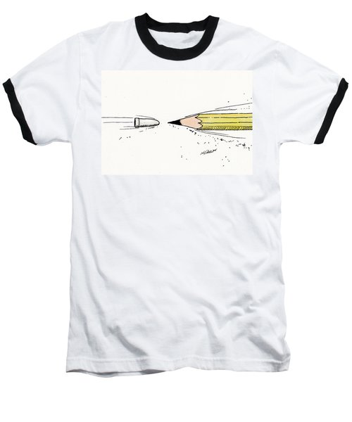 The Draw Baseball T-Shirt