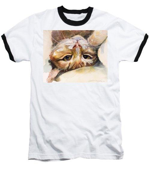 The Flirt Baseball T-Shirt
