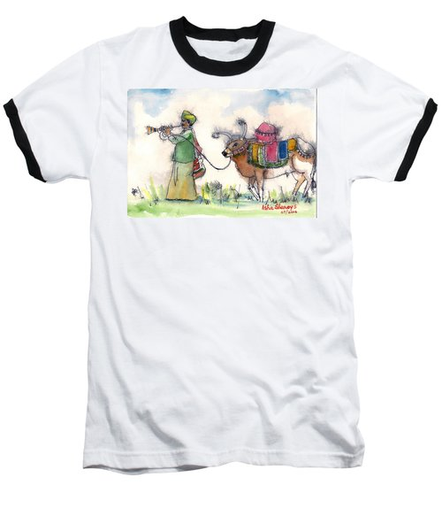The Fortune Teller Baseball T-Shirt