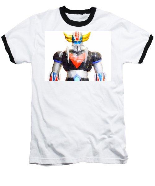 The Goldorak Baseball T-Shirt