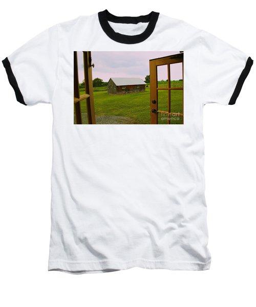 The Grounds Baseball T-Shirt