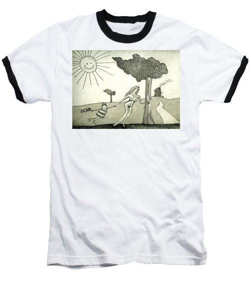 The Hands Of Time Baseball T-Shirt
