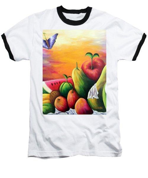 The Harvest 1 Baseball T-Shirt