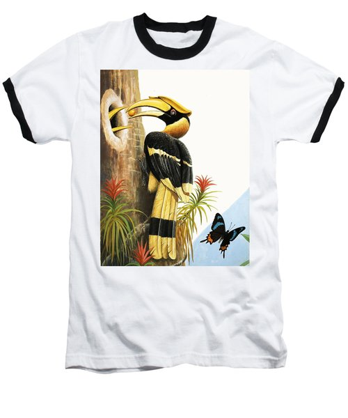 The Hornbill Baseball T-Shirt