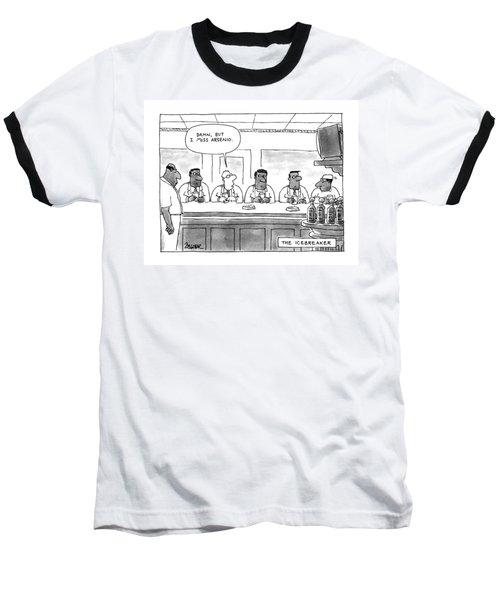 The Icebreaker Baseball T-Shirt